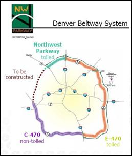 Beautiful Denver Toll Roads Map Ideas - Printable Map - New ...